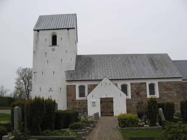 Skyum kirke